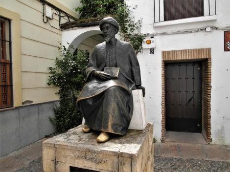 Judenviertel: Maimonides-Denkmal (2018)