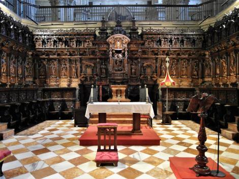 Kathedrale: Chor (2018)