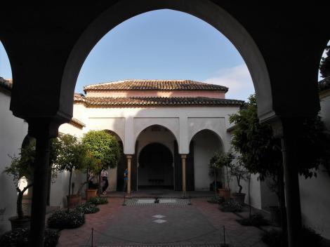 Alcazaba: Innenhof der Orangenbäume [Patio de los Naranjos] (2018)