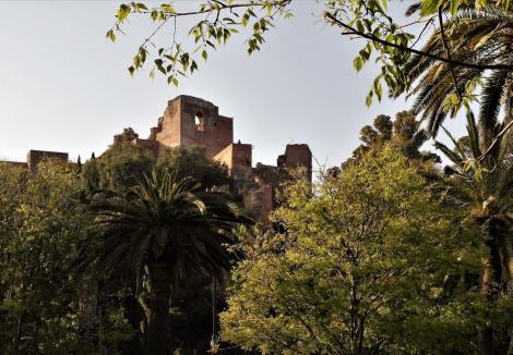 Alcazaba: Turm der Ehrung [Torre del Homenaje] (2018)
