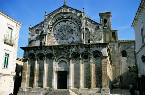 Troia: Kathedrale (2001)