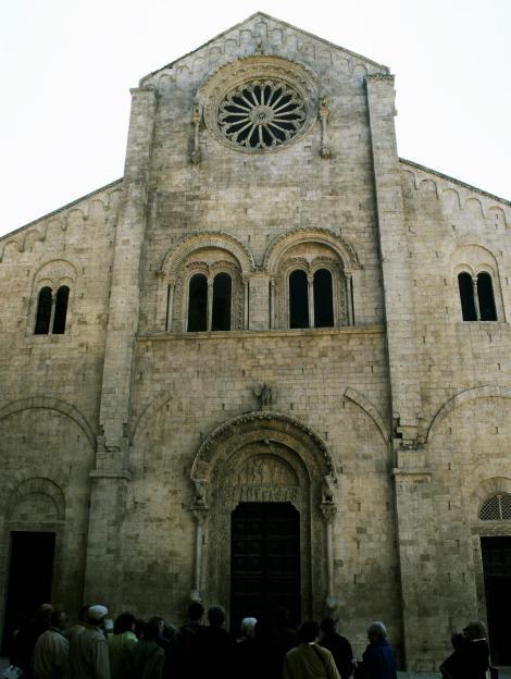 Bitonto: Kathedrale (2001)