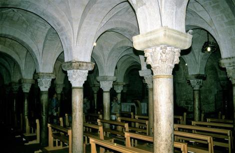 Bitonto: Kathedrale - Krypta (2001)
