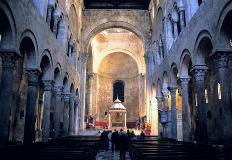 Bari: Kathedrale San Sabino (2001)