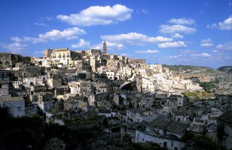 Matera [in der Basilicata] (2001)
