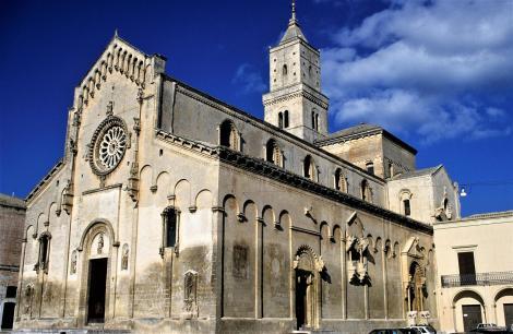 Matera [in der Basilicata]: Kathedrale (2001)