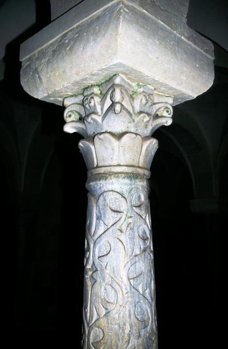 Apul273 Otranto Kathedrale Krypta (2001)