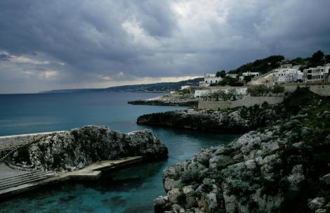 Castro: Adriaküste Südapuliens [südlich von Otranto] (2001)