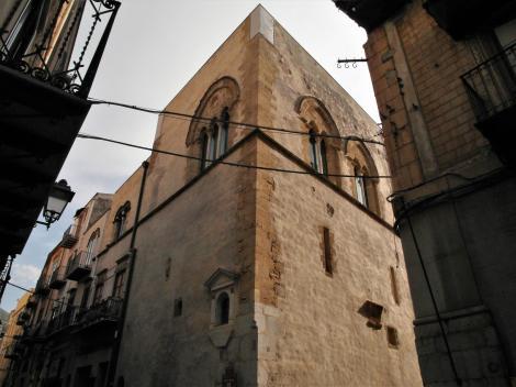 Cefalu: Osterio Magno [Palast Rogers II., später der Familie Ventimiglia] (2018)