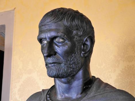Kapitolinische Museen: Brutus (2013)