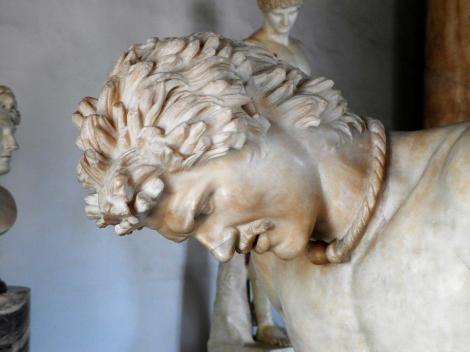 Kapitolinische Museen: Sterbender Gallier (2013)
