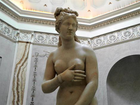 Kapitolinische Museen: Kapitolinische Venus (2013)