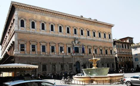 Palazzo Farnese (2013)
