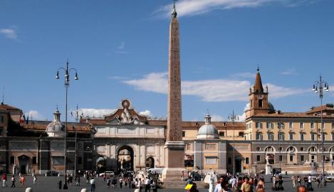 Piazza del Popolo (2013)