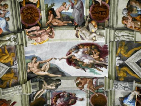 Vatikanische Museen: Sixtinische Kapelle (2013)