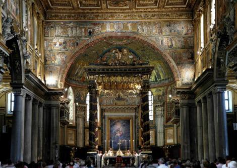 Kirche Santa Maria Maggiore (2013)