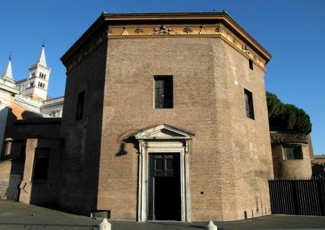 Lateransbasilika: Baptisterium (2013)