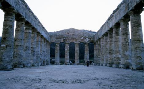 Segesta: dorischer Tempel (1999)