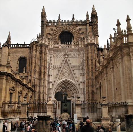 Kathedrale: Puerta de la Lonja (2018)