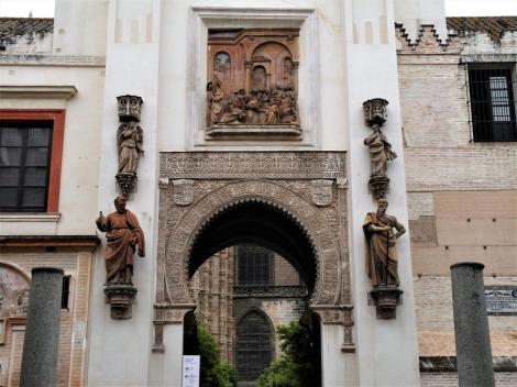 Kathedrale: Portal der Vergebung [Puerta del Perdon] (2018)
