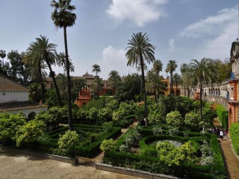 Alcazar: Garten (2018)