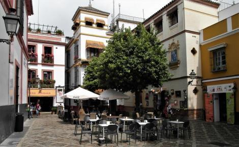 Barrio de Santa Cruz (2018)