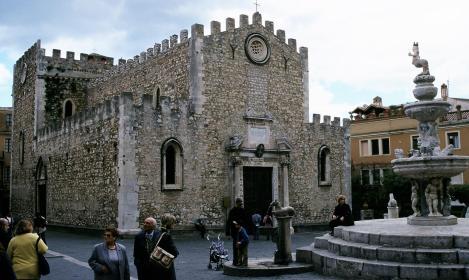 Taormina: Dom (1999)