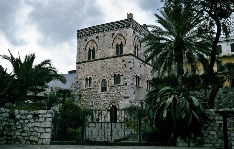 Taormina: Palast der Herzöge von San Stefano (1999)