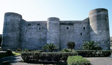 Catania: Kastell Ursino (1999)
