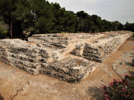 Syrakus: Altar Hierons II. (2018)