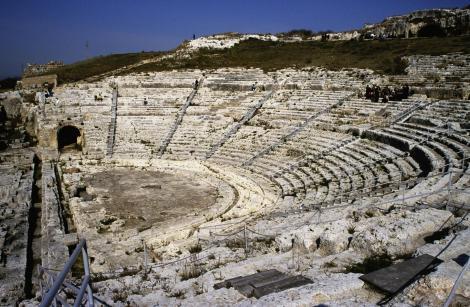 Syrakus: Griechisches Theater (1999)