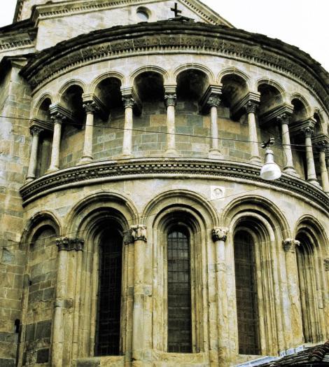 Bergamo: Kirche Santa Maria Maggiore (2002)