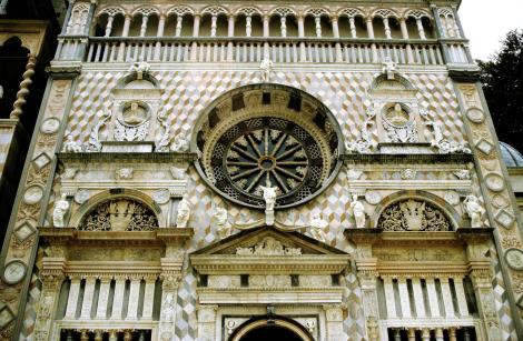 Bergamo: Cappella Colleoni (2002)