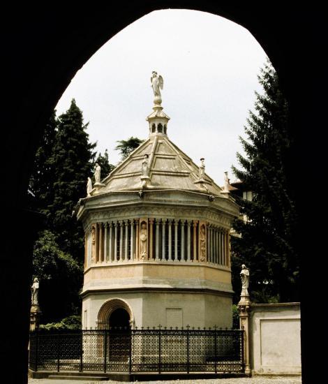Bergamo: Baptisterium (2002)