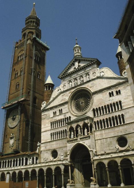 Cremona: Dom und Torrazzo (2002)