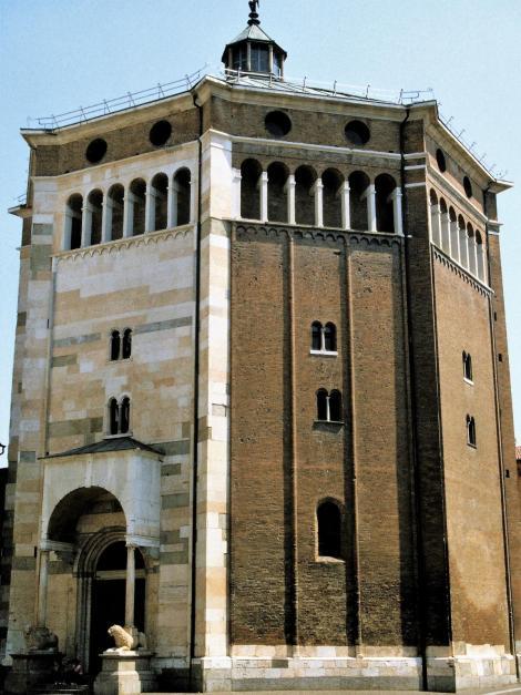 Cremona: Baptisterium (2002)