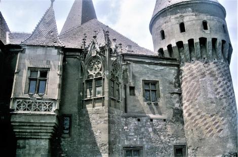 Eisenmarkt: Hunyadi-Burg (1991)