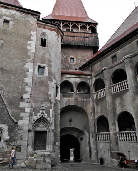 Eisenmarkt: Hunyadi-Burg - Torturm (2018)