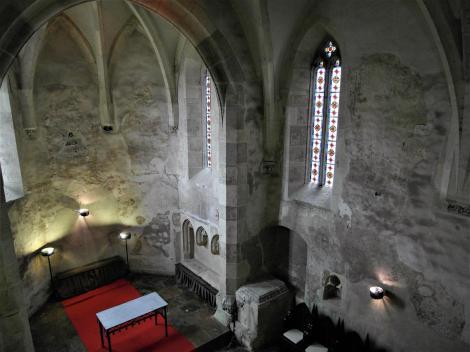 Eisenmarkt: Hunyadi-Burg - Kapelle (2018)