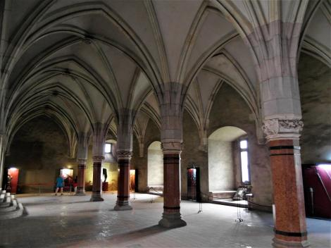 Eisenmarkt: Hunyadi-Burg - Rittersaal (2018)