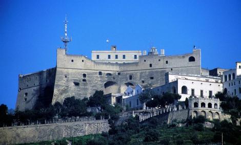 Neapel: Castel Sant' Elmo (2000)