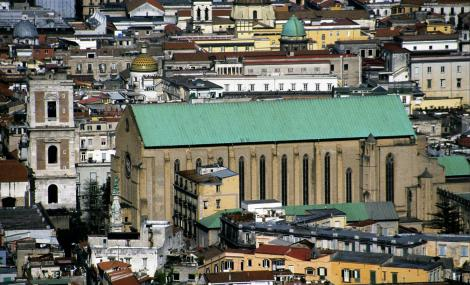 Neapel: Kirche Santa Chiara (2000)