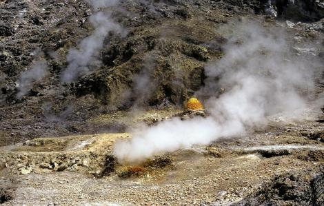 Solfatara: Fumarole (2000)