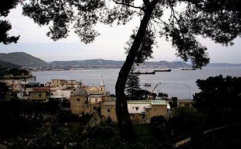 Blick von Baia nach Pozzuoli (2000)