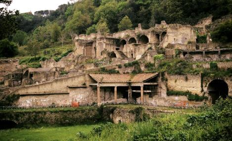 Baia: Archäologie-Park (2000)