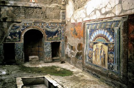 Herculaneum: Neptun-Haus [Casa dell Nettuno] (2000)