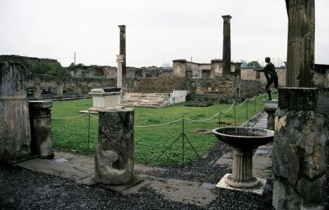Pompeji: Apollotempel (2000)