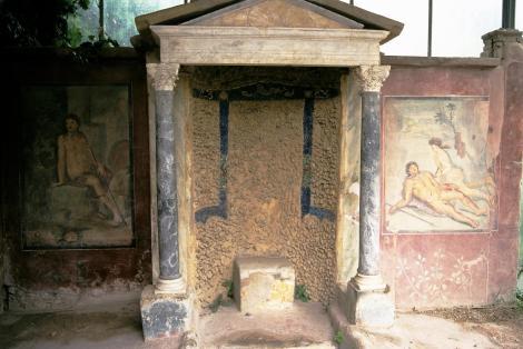 Pompeji: Haus des Loreius Tiburtinus (2000)