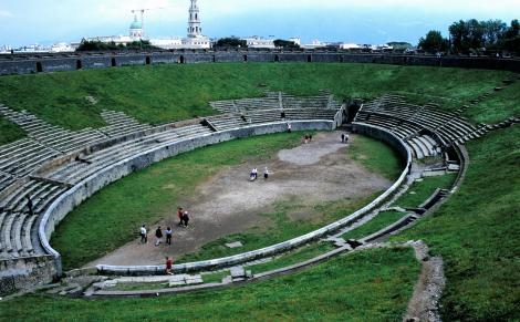 Pompeji: Amphitheater (2000)