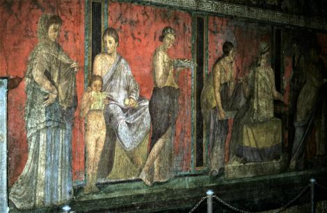 Pompeji: Mysterienvilla